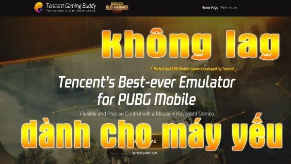 Cách chơi Pubg Mobile trên PC không lag - giật, giảm ức chế khi chơi