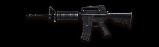 các loại súng trong free fire