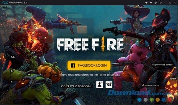Hướng Dẫn Cách Chơi Free Fire Trên Máy Tính Chi Tiết Cho Người Mới Chơi