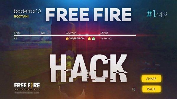 Hack Free Fire Mới Nhất - Lưu Ý Khi Sử Dụng Hack Garena Free Fire